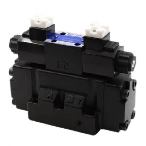 Vickers PV063R1K1L3NFPR+PV063R1L1T1NFP Piston Pump PV Series #2 image